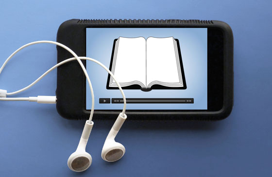 Audiobooks, Ebooks & Streaming Movies