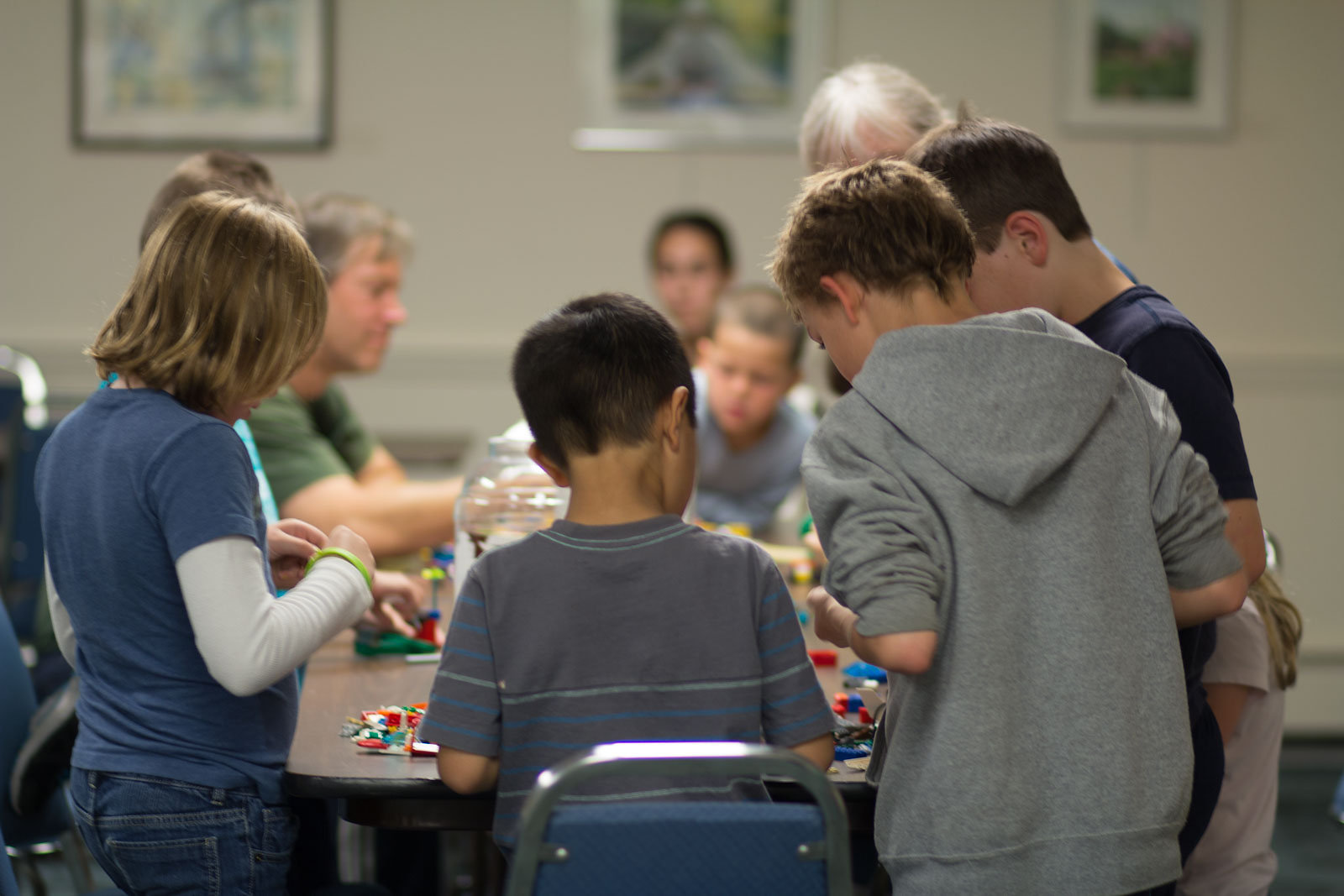 Rescheduled: LEGO Club & Crafts
