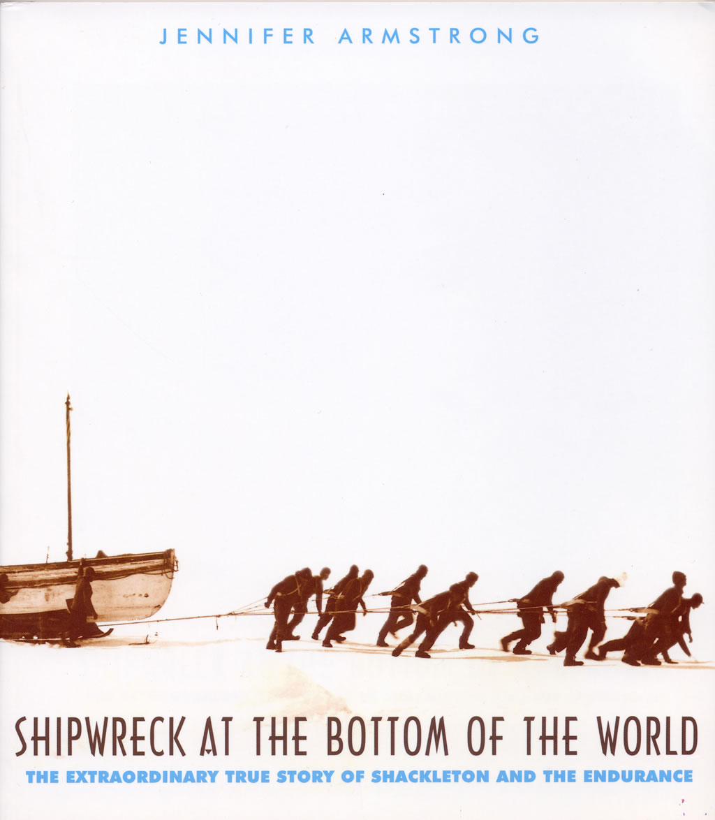 Announcing: Vermont Reads Shackleton