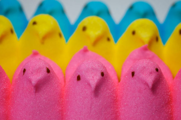 Return of the Peeps