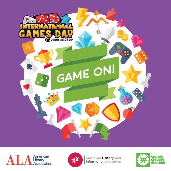3rd Annual International Games Day