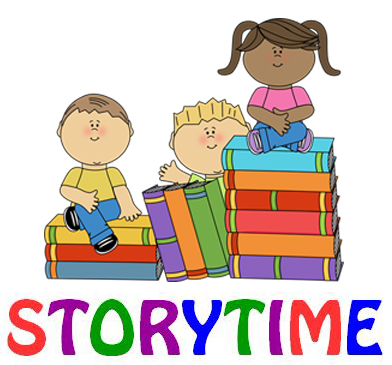 March 2019 Storytime Books
