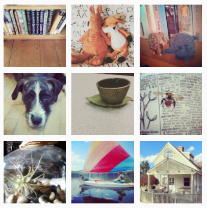 September Instagram Photo Challenge