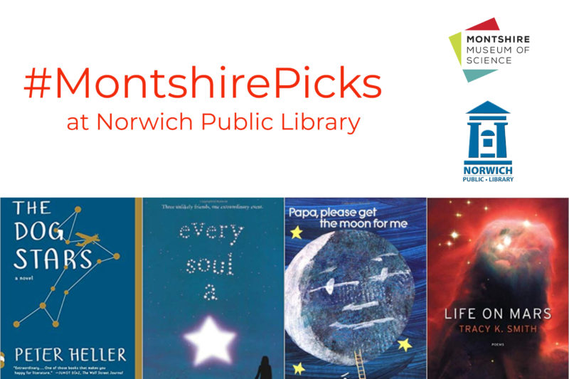 Montshire Picks at Norwich Public Library