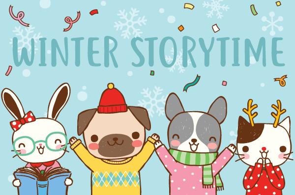 January Storytime