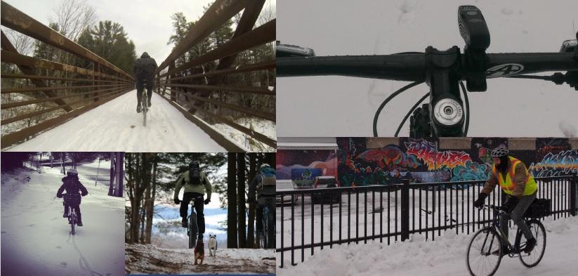 Winter Warrior Bike Workshop