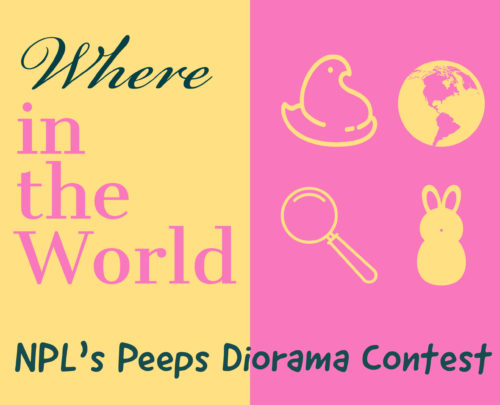Announcing the Winners of the 6th Annual Peeps Diorama Contest