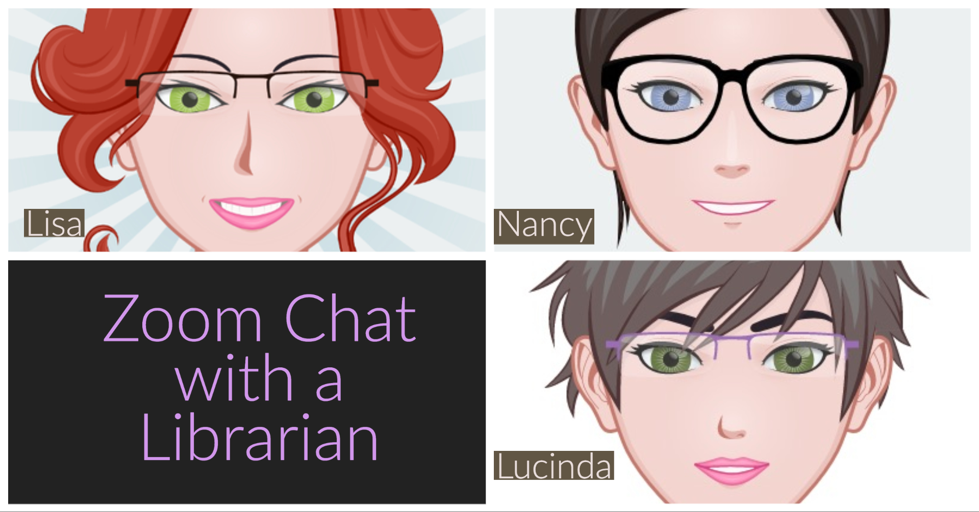 Zoom Chat with a Librarian