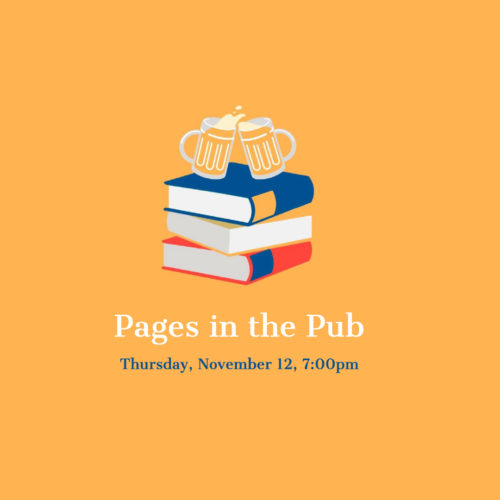 Pages in the (Virtual) Pub