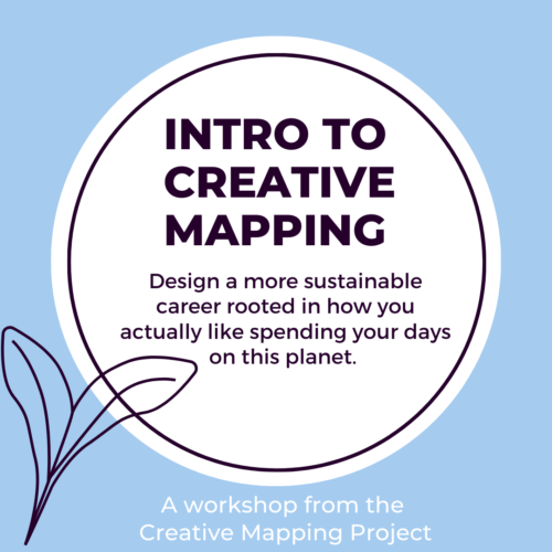 Intro to Creative Mapping