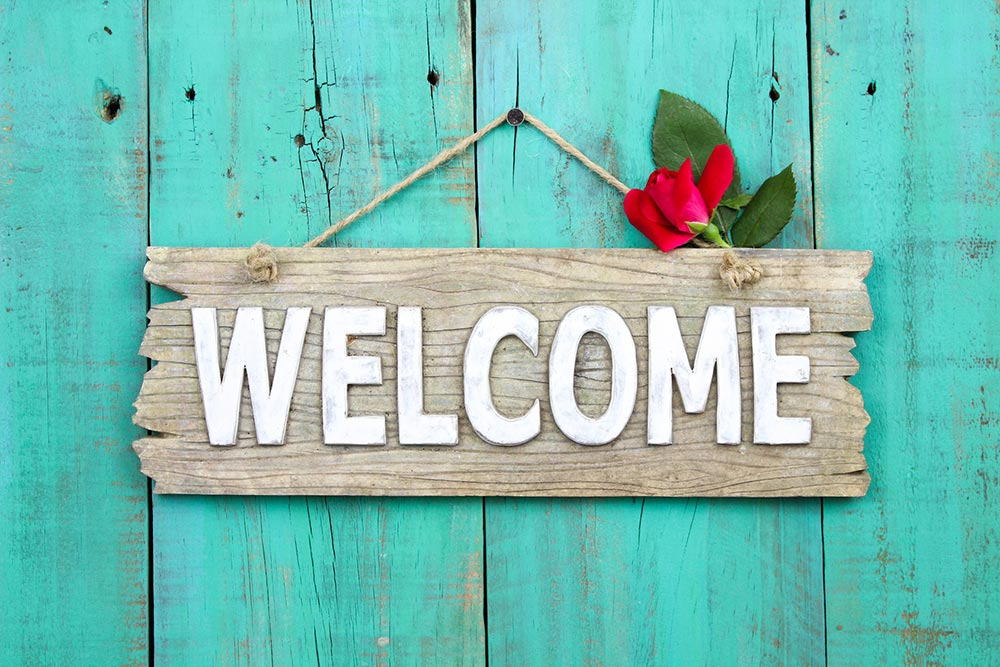 A Welcoming